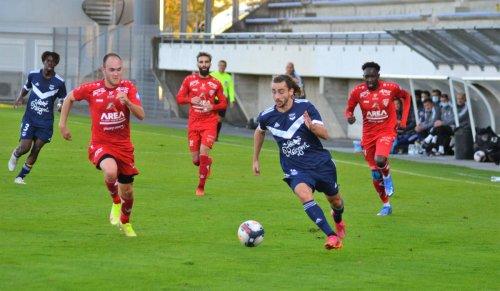Football (N3) : la réserve des Girondins lâche ses premiers points face à Neuville
