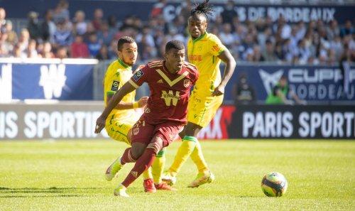 Girondins - Nantes (1-1) : Dilrosun, du soleil dans la grisaille