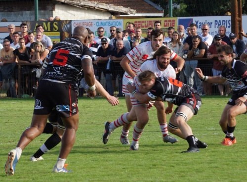 Rugby Fédérale 2 : dommage pour Salles !