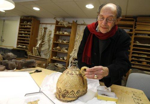 Charente : il y a quarante ans, l'incroyable découverte du casque d'Agris