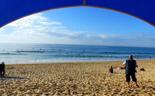 Vieux-Boucau : la surveillance de la plage est prolongée