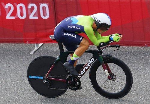 JO/cyclisme : Primoz Roglic champion olympique du contre-la-montre