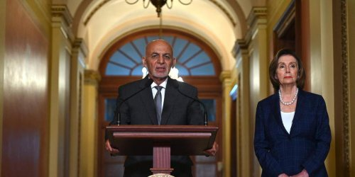 Afghanistan : pour Washington, la fuite du président afghan a fait capoter un accord de transition