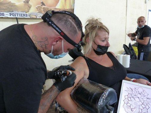 Saintes : le festival du tatouage veut s'ancrer
