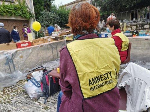 Pujols : Des livres contre toutes les oppressions