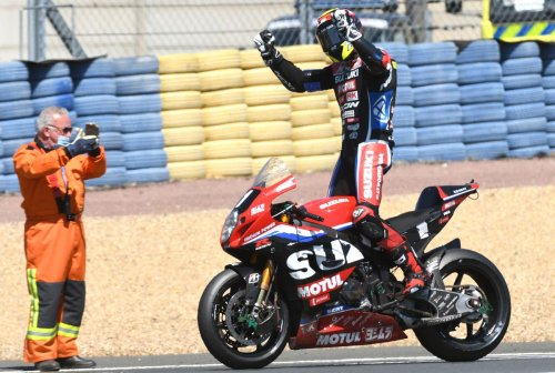 Moto/EWC : la victoire au Mans est « la concrétisation du travail de l'équipe », affirme le Charentais Gregg Black