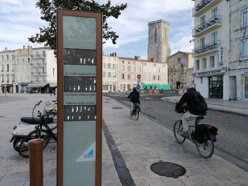 La Rochelle : qui sera le millionième cycliste ?