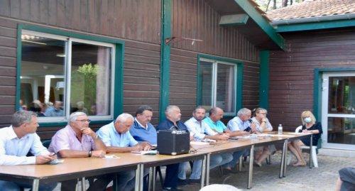 Rugby club bassin d'Arcachon : l'ancien manager de Pau, Simon Mannix, prend ses fonctions de conseiller des présidents