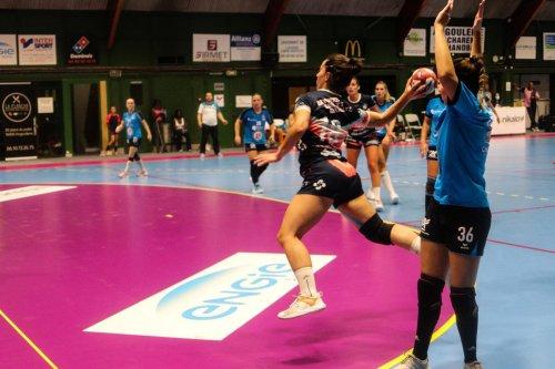 Handball/N1F : pour l'entente Côte basque, un succès sans buller