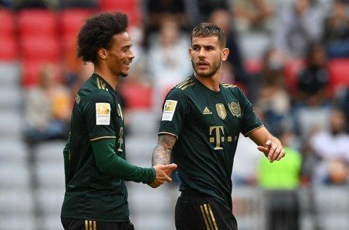 Football étranger : le Bayern, l'Inter, Liverpool, des leaders intraitables