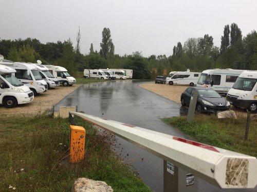 Bergerac : sur l'aire de Pombonne, la municipalité veut faire partir les squatteurs