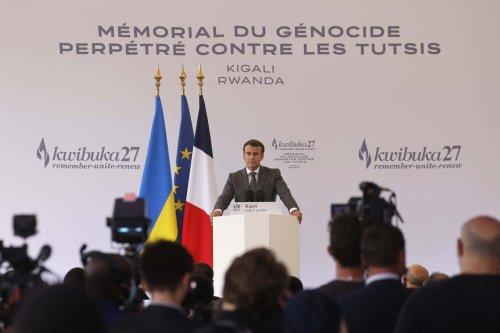Emmanuel Macron au Rwanda : « Je viens reconnaître nos responsabilités » dans le génocide de 1994