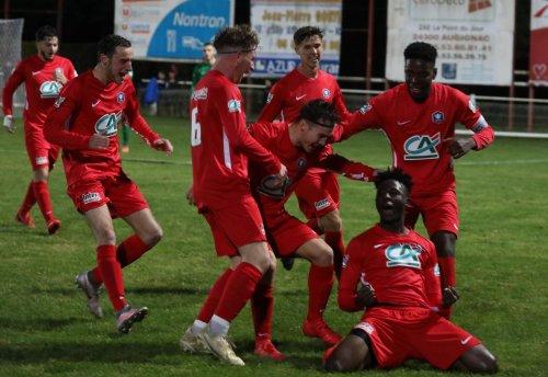 Football (Coupe de France) : Nontron/Saint-Pardoux crée la sensation en éliminant Anglet