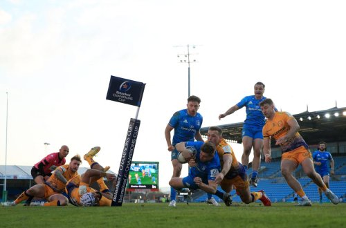 Champions Cup - Le Leinster fait chuter le tenant du trophée