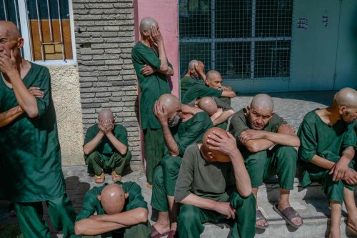 En Afghanistan, miné par la consommation de drogue, les toxicomanes de Kaboul sevrés de force