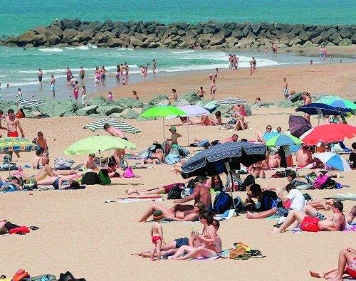 Anglet : le calendrier de la surveillance des plages