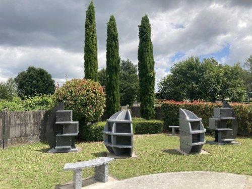 Marcheprime : un cimetière entretenu pour la Toussaint