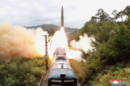 La Corée du Nord dénonce un « double jeu » américain après des tirs de missiles