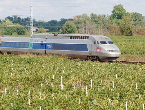 Bordeaux : une femme meurt dans un TGV