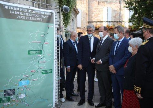 Lot-et-Garonne : les premières annonces de Jean Castex à Agen