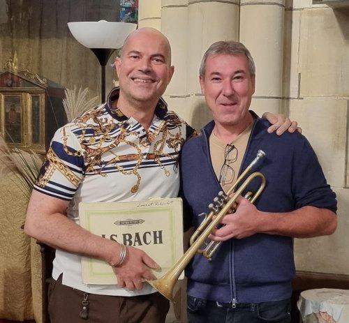 Biarritz : Orgues et trompette s'invitent en l'église Sainte-Eugénie