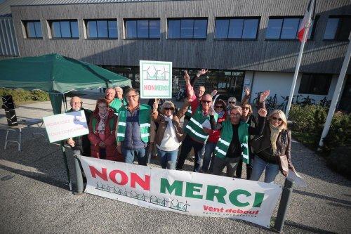 Agglo de La Rochelle : Vent debout réclame un moratoire sur l'éolien