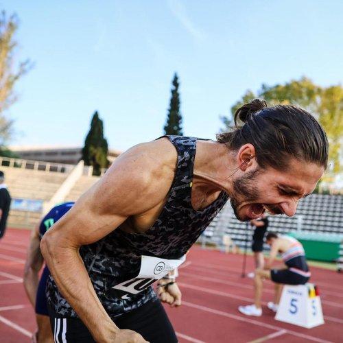 Athlétisme : « Gabriel veut toujours gagner, » avertit Bernard Mossant
