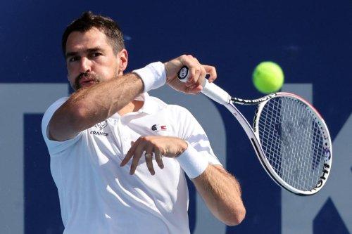 JO/Tennis : le Palois Jérémy Chardy qualifié pour les huitièmes