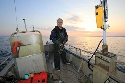 Biarritz : sortie matutinale avec l'un des derniers pêcheurs du port
