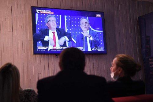 Mélenchon dénonce la « vision rabougrie de la France » de Zemmour