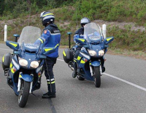 Saint-Pierre-du-Mont (40) : un mineur en moto à 200 km/h sur la rocade refuse de s'arrêter
