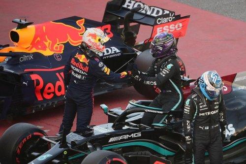 Formule 1 : joute verbale d'avant-match entre Hamilton et Verstappen en Russie