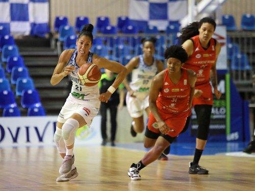 Ligue féminine. Basket Landes à deux victoires du titre