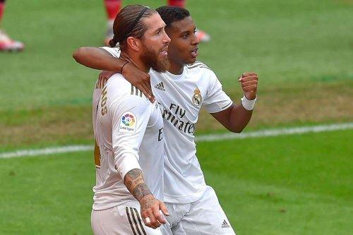 Real Madrid : Sergio Ramos touché à la jambe gauche