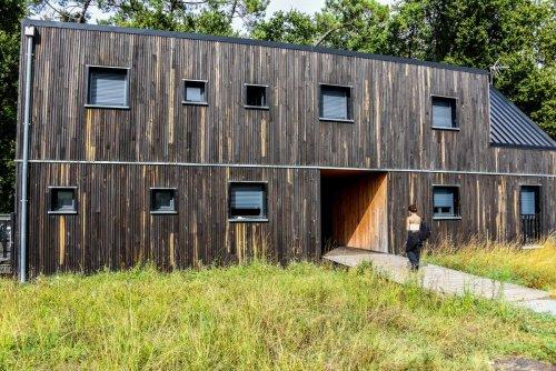 Le Haillan (33) : les hébergements d'urgence récompensés pour leur architecture