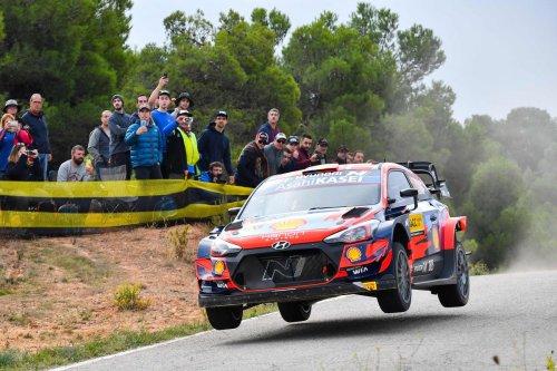 Automobile : Neuville vainqueur du rallye d'Espagne, Ogier reste leader du championnat