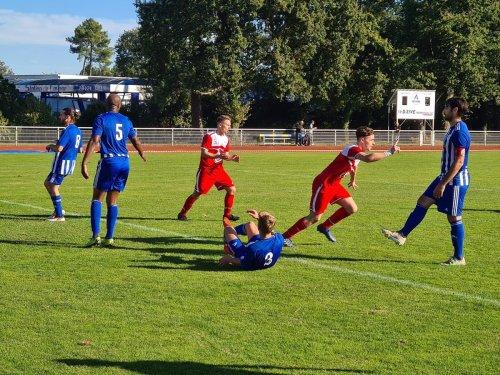Football Régional 2 : match endiablé entre Andernos et Biarritz