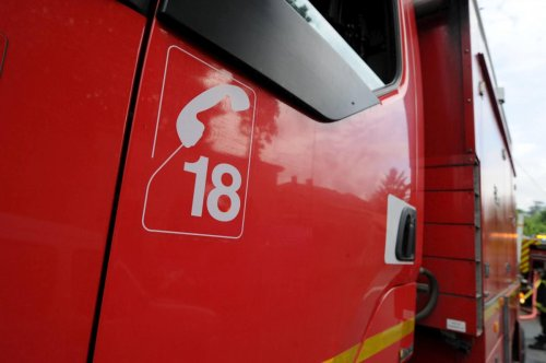 Guiche : un incendie affecte une grange de 900 mètres carrés
