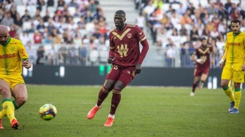 Girondins : pourquoi M'Baye Niang n'a pas joué à Lorient