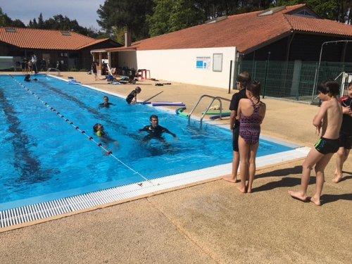 Capbreton : l'apprentissage et la pratique de la natation pour bien préparer l'été
