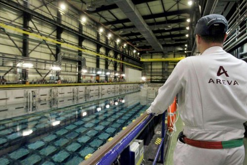 Nucléaire : l'ASN redoute une saturation « beaucoup plus rapide que prévu » des piscines de la Hague