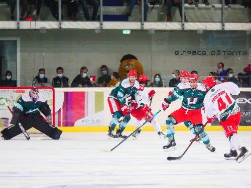 Hockey/Ligue Magnus : un nouveau challenge pour Hardy à l'Hormadi