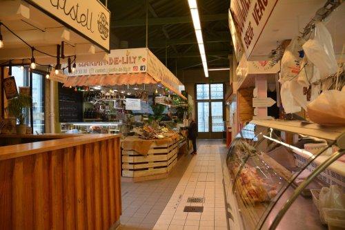 Rénovation de la halle à Périgueux : les commerçants entre envie et inquiétude
