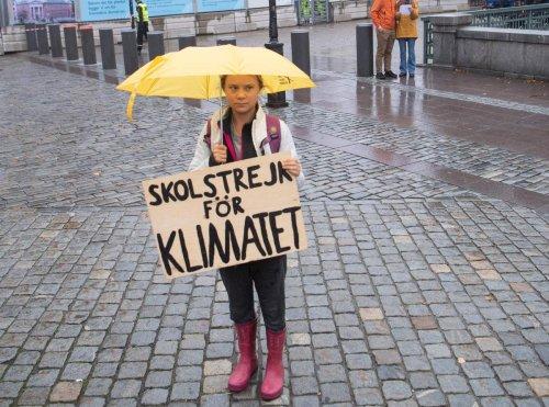 La COP26 n'amènera « pas de grands changements », déplore Greta Thunberg