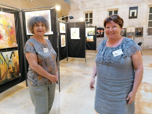 Saintes : 42 artistes réunis salle de l'Étoile
