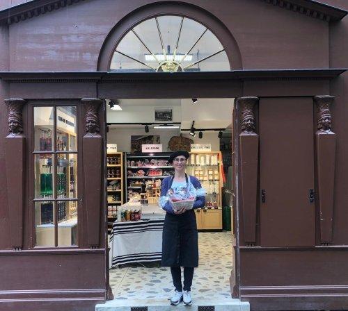 Bordeaux : Les produits basques s'invitent rue Sainte-Catherine