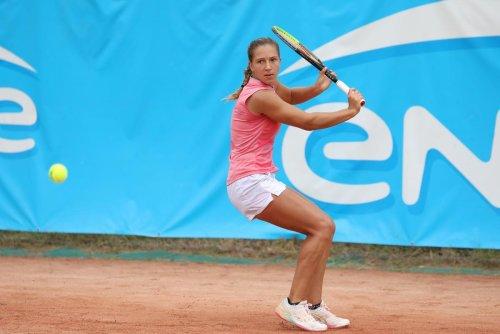 Tennis : Diane Parry, la grosse cote pour l'Engie Open de Périgueux