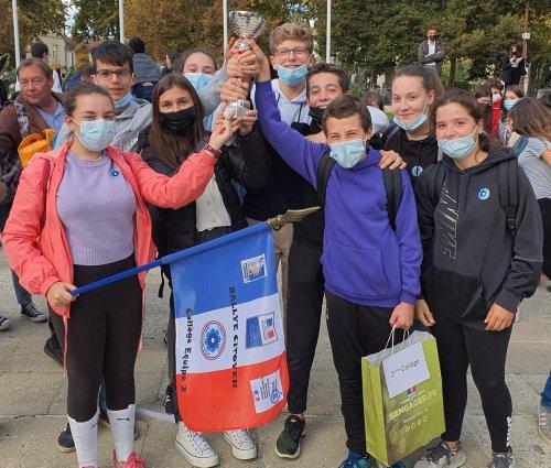 Fumel : un parcours citoyen réussi pour les collégiens
