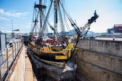 La Rochelle : les billets réservés pour la visite de « L'Hermione » remboursés ou utilisables à Rochefort