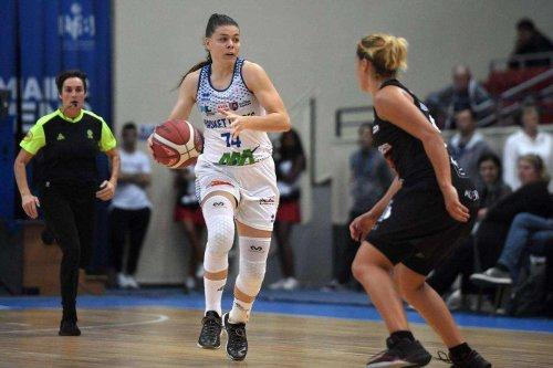 Landes : Marie-Ève Paget et les filles du basket 3x3 en demi-finale après leur victoire face au Japon